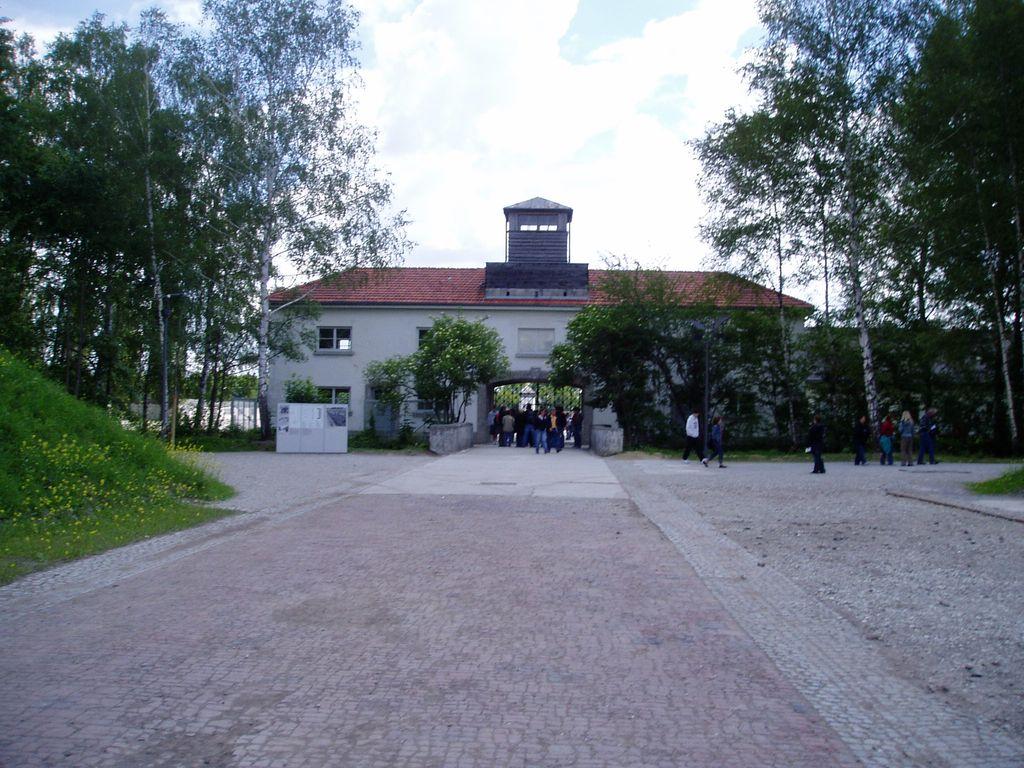 Campo de concentración de Dachau (Alemania Nazi)