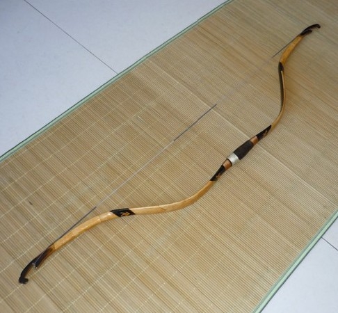 [Reconstruction of a Ming dynasty Kaiyuan bow by Chinese bowyer Gao Xiang]
