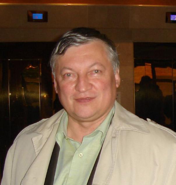 Anatoli Karpow Größe