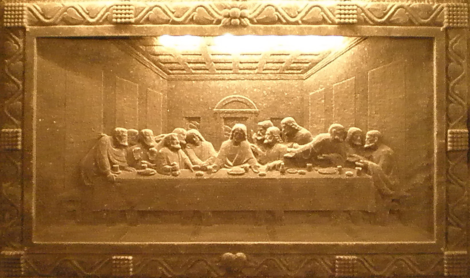 descriptive essay on the last supper Focus on last supper written by leading scholars, the focus on essays are designed to stimulate thought and to explore in depth topics of interest in the field of.
