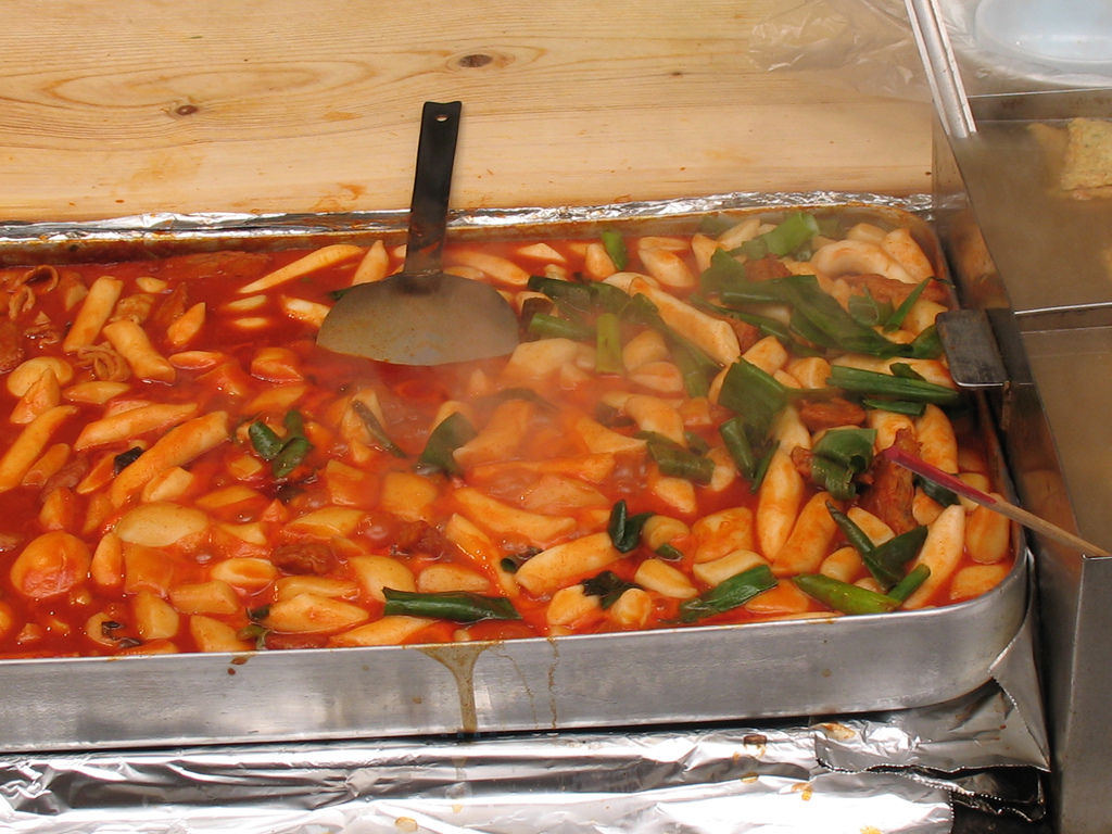 Korean Fish Cake Odeng Recipe