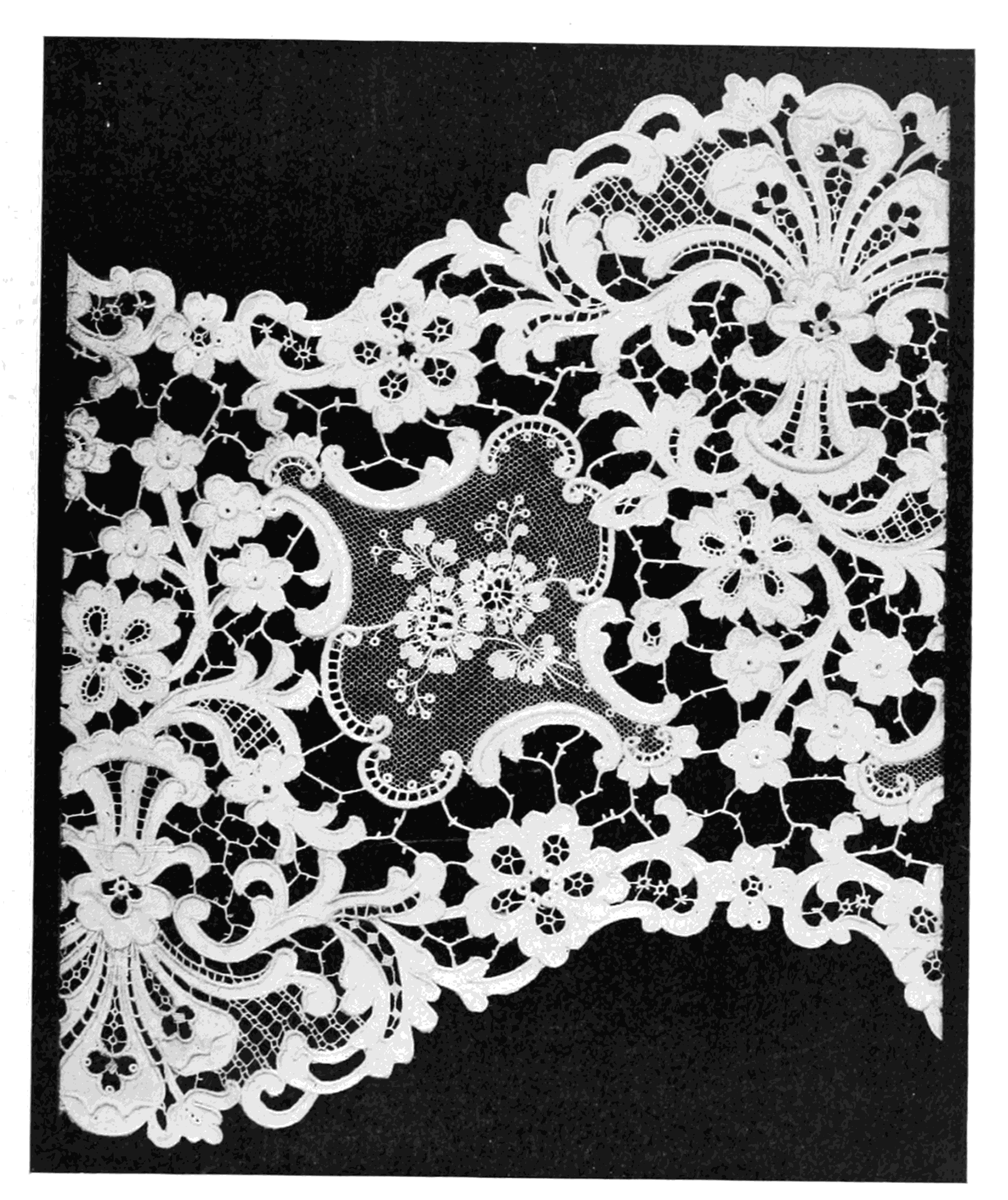 Spanish Embroidery Designs