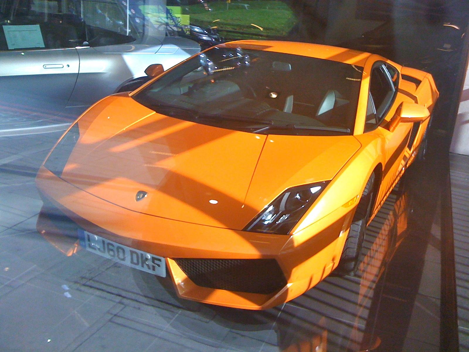 File Lamborghini Gallardo Spyder 560 4 Orange 6306106683 Jpg