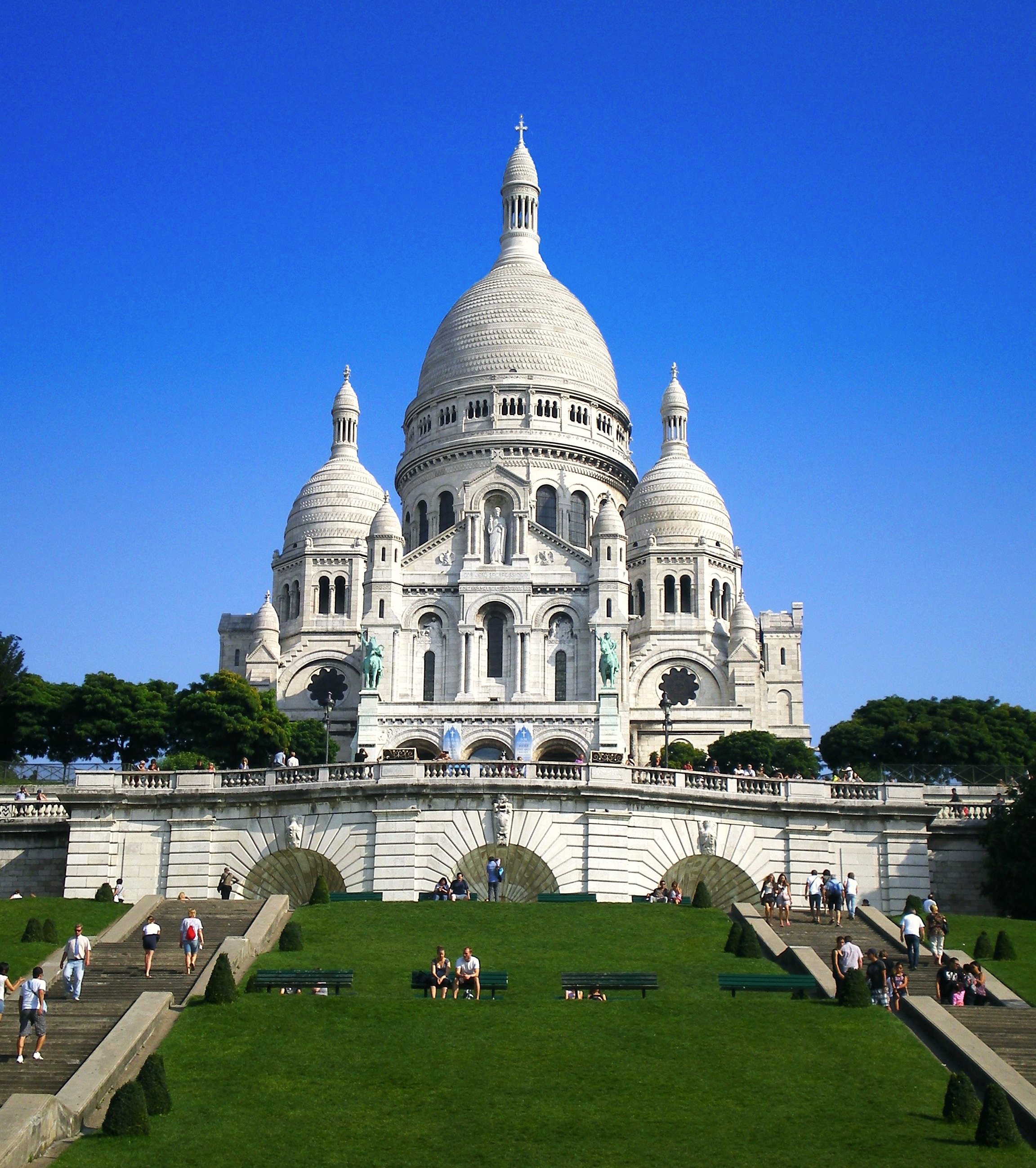 Sacré-Cœur, Paris - Wikipedia