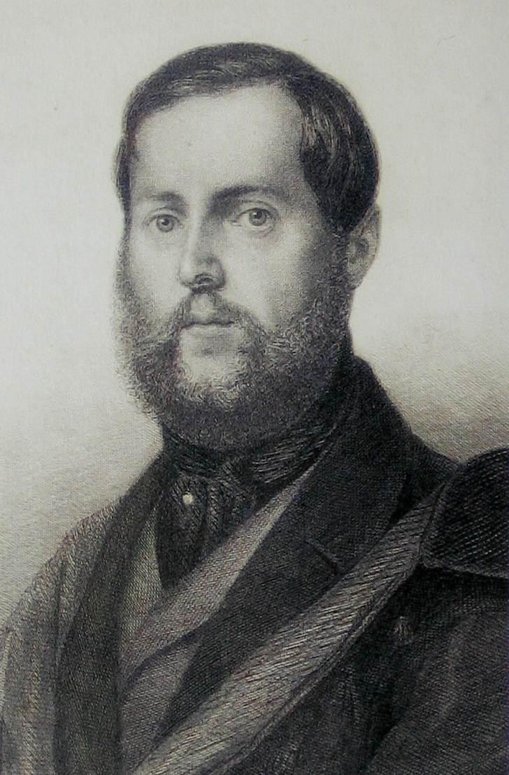 Levin Schücking, 1848
