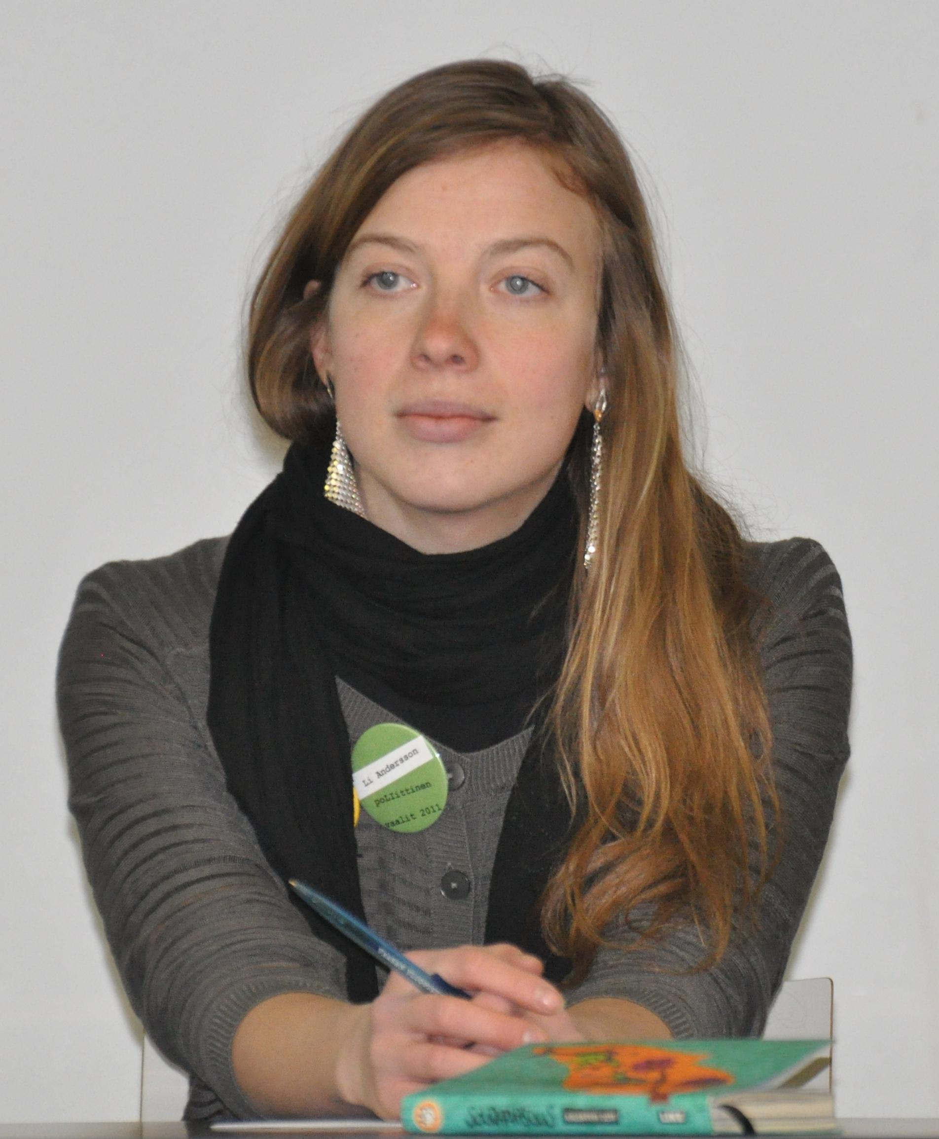 Li Anderson