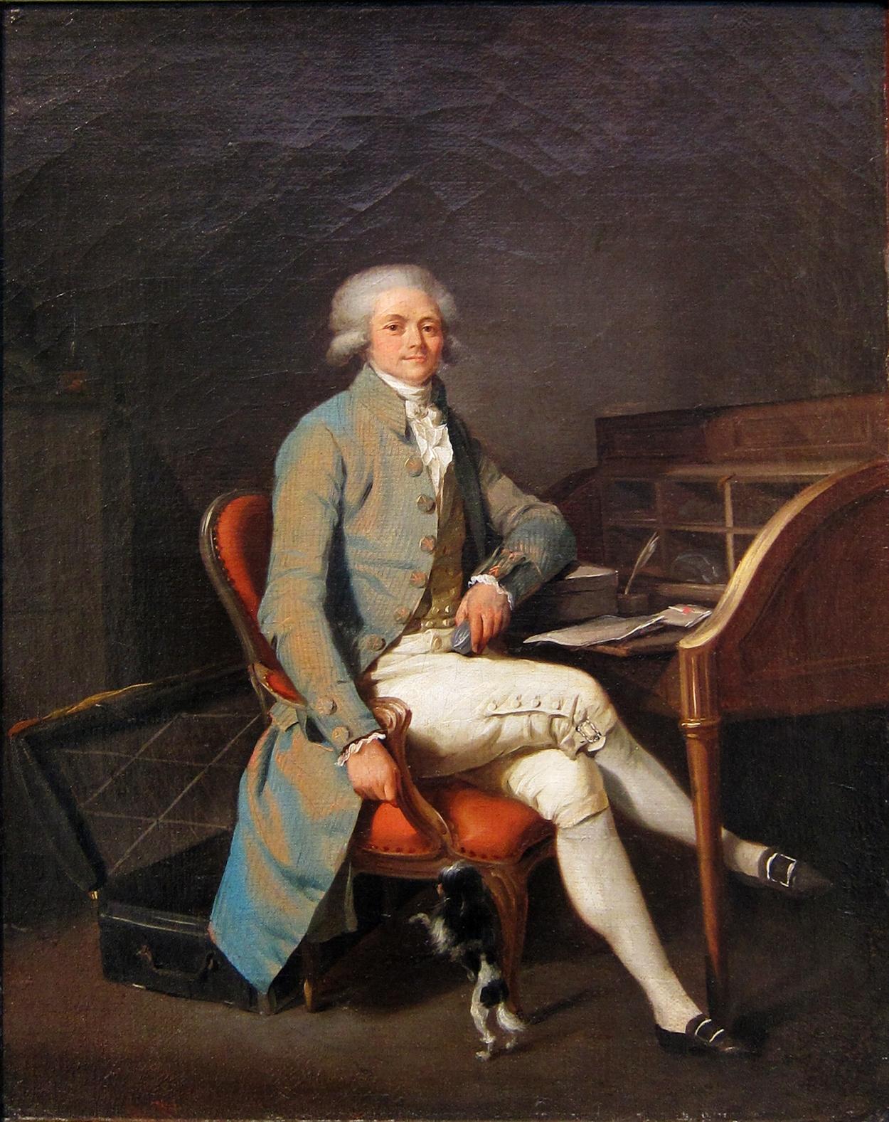 maximillien de robespierre Maximilien robespierre var en fransk advokat og revolusjonær politiker han  ledet frankrike under skrekkveldet, en periode i den franske.