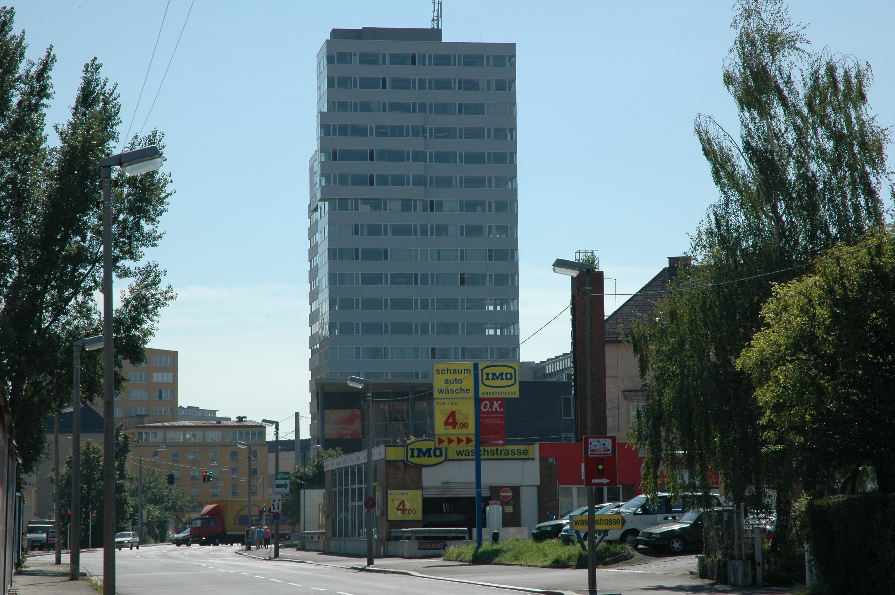 City Hotel Linz Parken