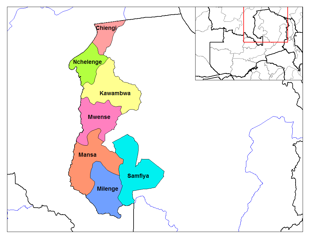 File Luapula Districts Png Wikimedia Commons