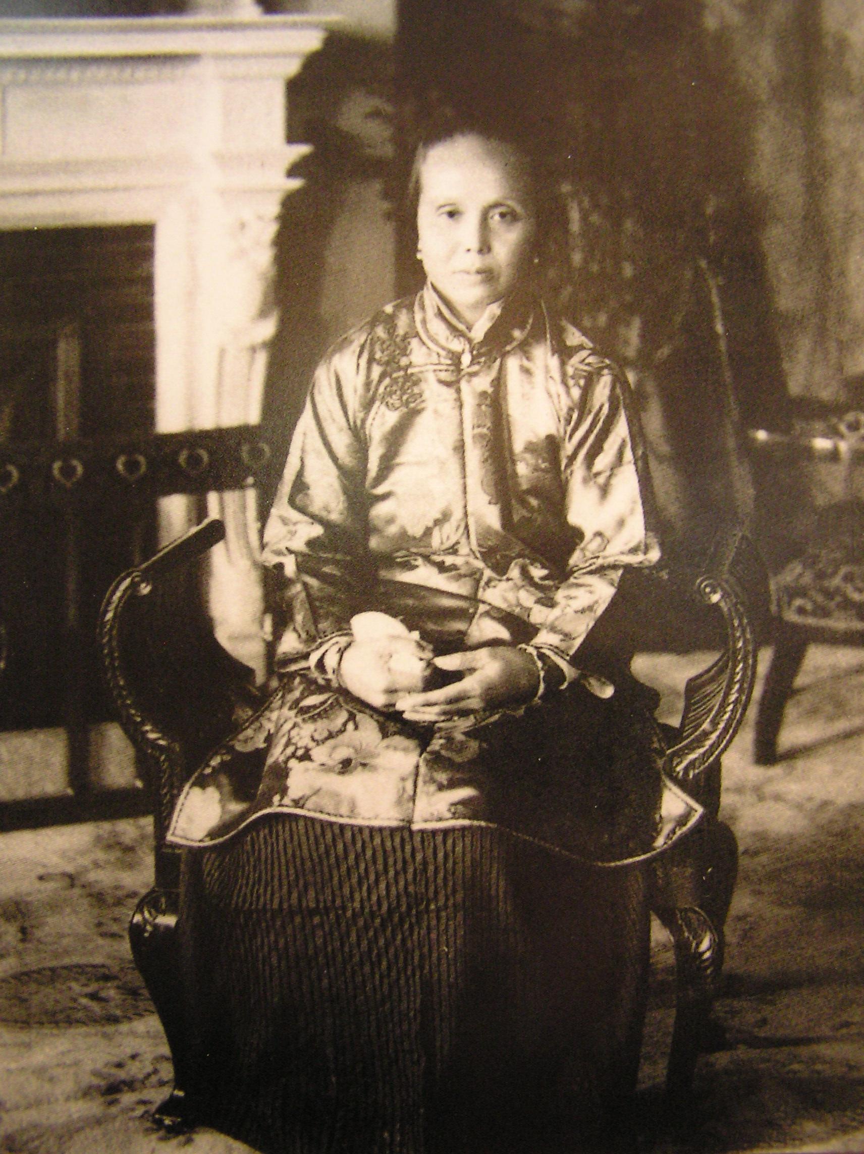 Lu Muzhen (1867 1952), Sun's first wife from 1885 to 1915