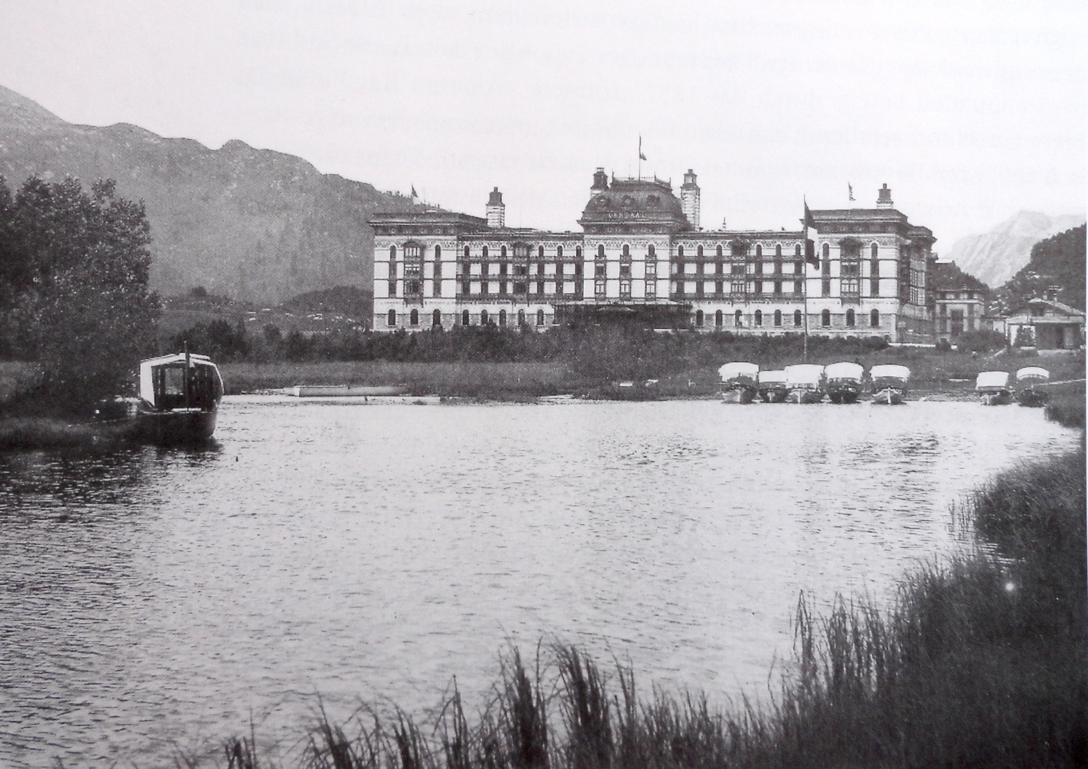 Palace Hotel Maloja