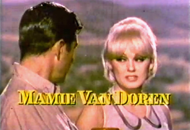 Mamie Van Doren couple