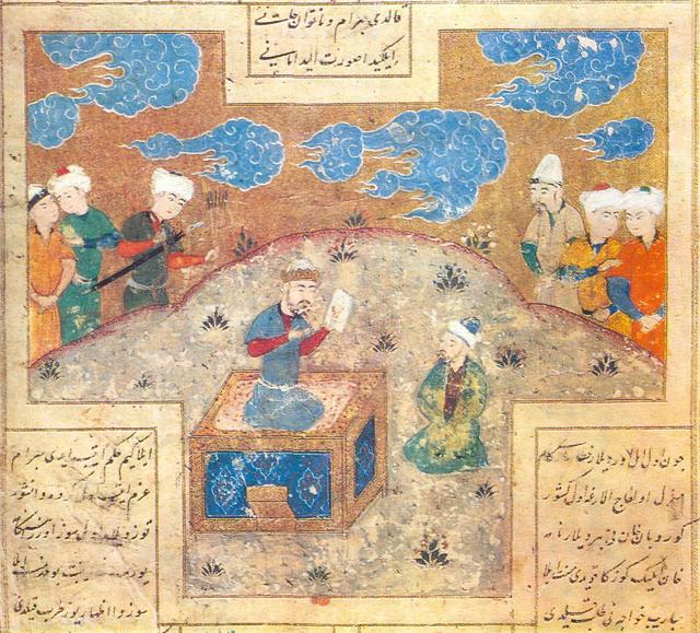 Mani Bukhram-Gur