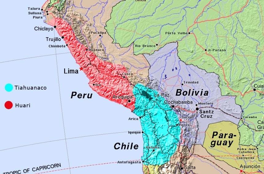 Cultura Tiahuanaco Wikipedia La Enciclopedia Libre