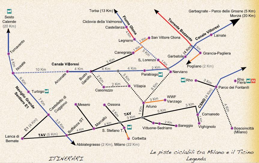 Mappa Piste Ciclabili Milano File:mappa Piste Ciclabili.png