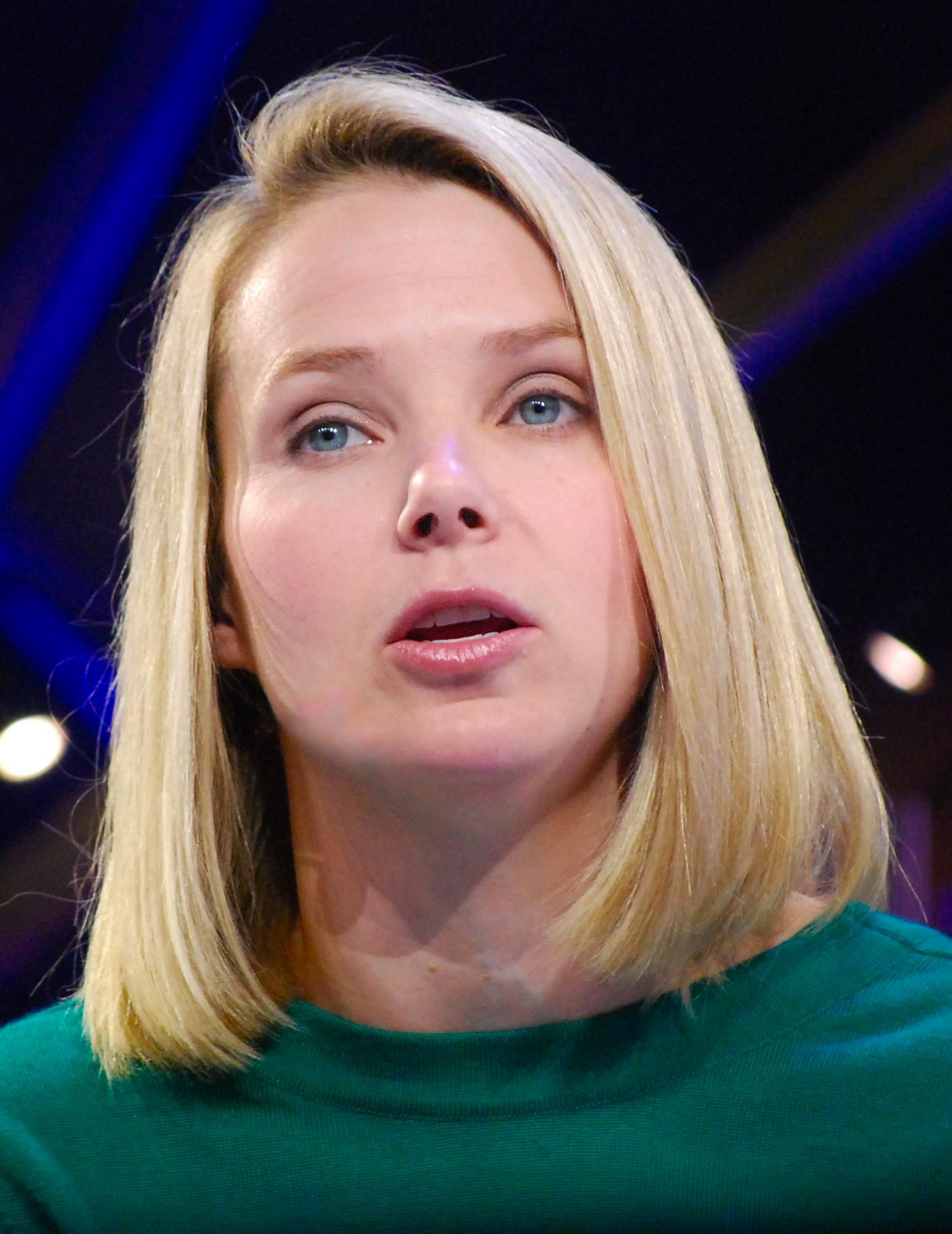 Marissa Mayer - Wikipedia, la enciclopedia libre