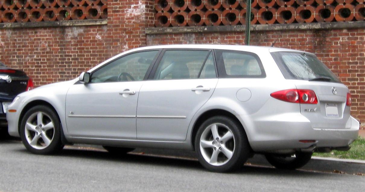 Mazda6 Wagon Usa