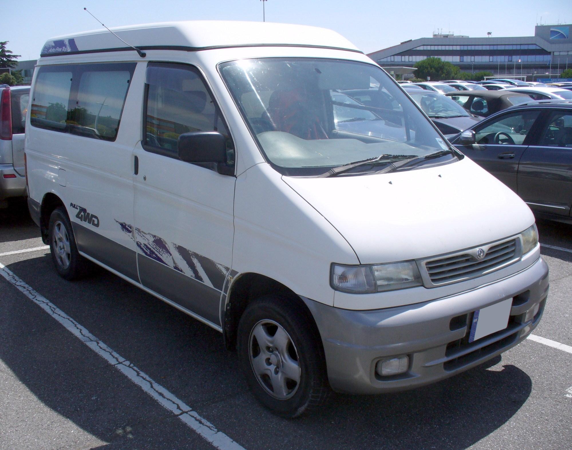 mazda bongo friendee 1999