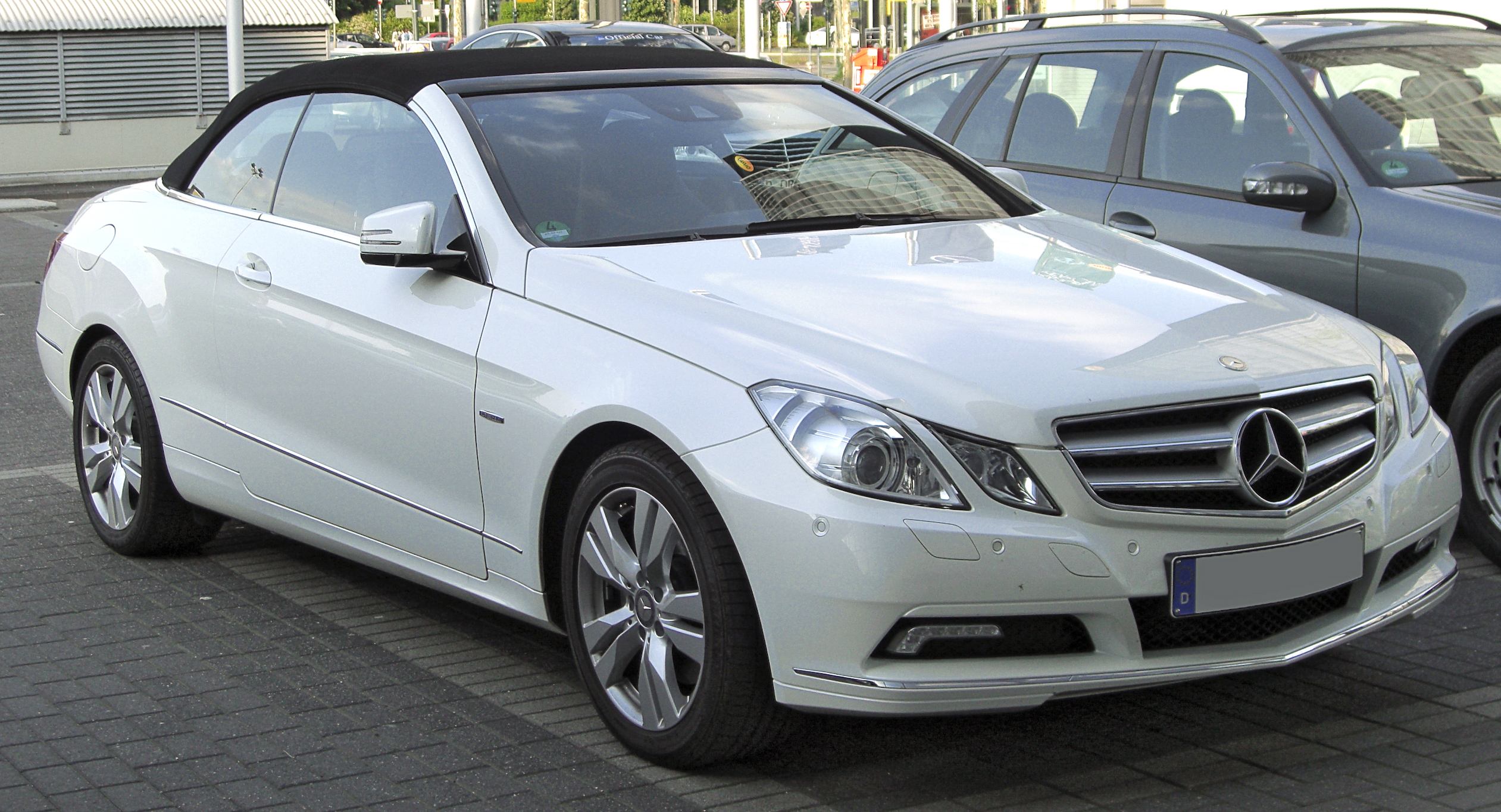 File Mercedes E 350 Cgi Blueefficiency Cabriolet A207