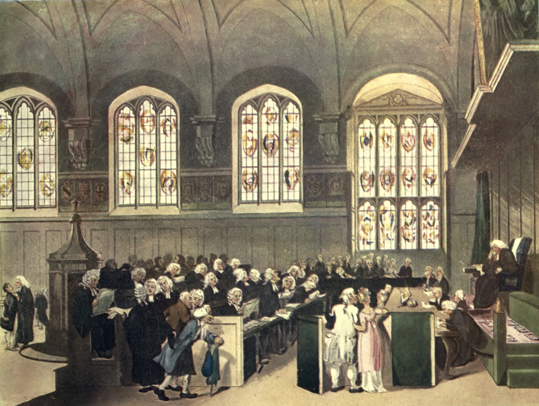 File Microcosm Of London Plate 022 Court Of Chancery
