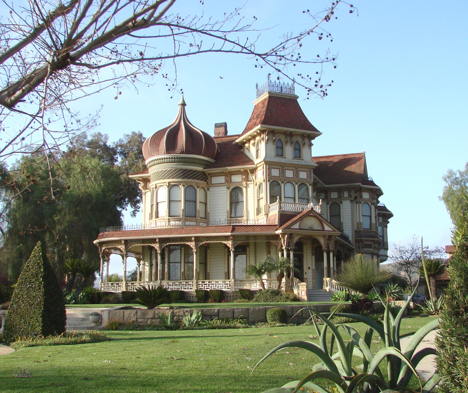 File Morey Mansion Redlands Ca 3 2012 7021657219 Jpg
