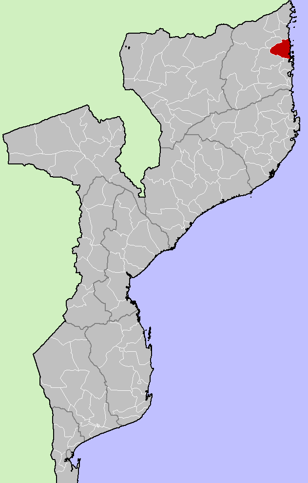 Macomia District - Wikipedia