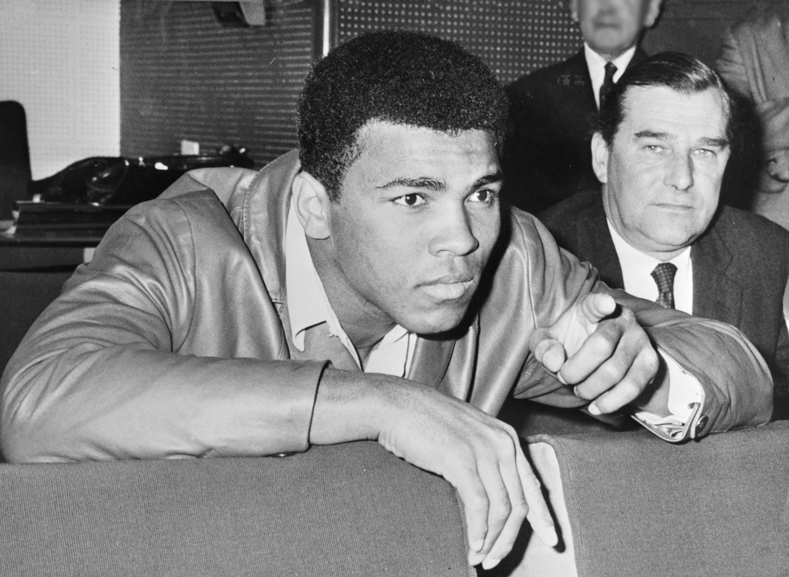 Muhammad Ali nel 1966