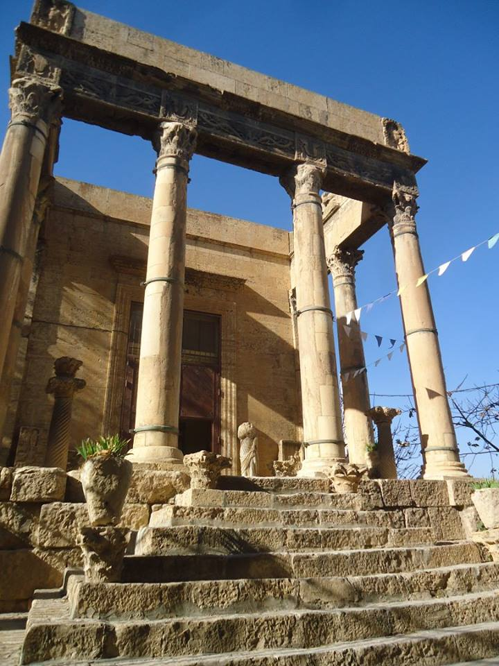 """Résultat de recherche d'images pour """"temple de minerve algérie"""""""