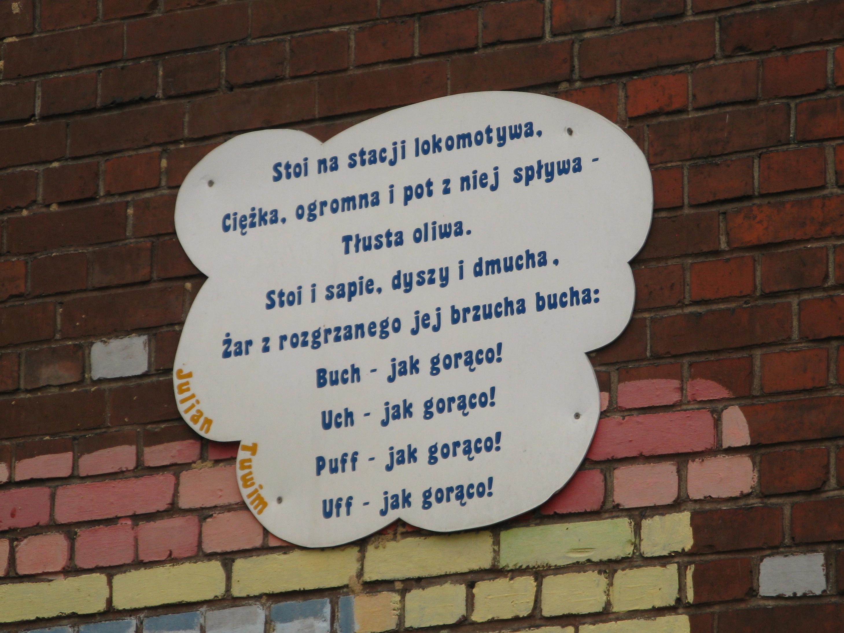 Lokomotywa Wiersz Wikipedia Wolna Encyklopedia