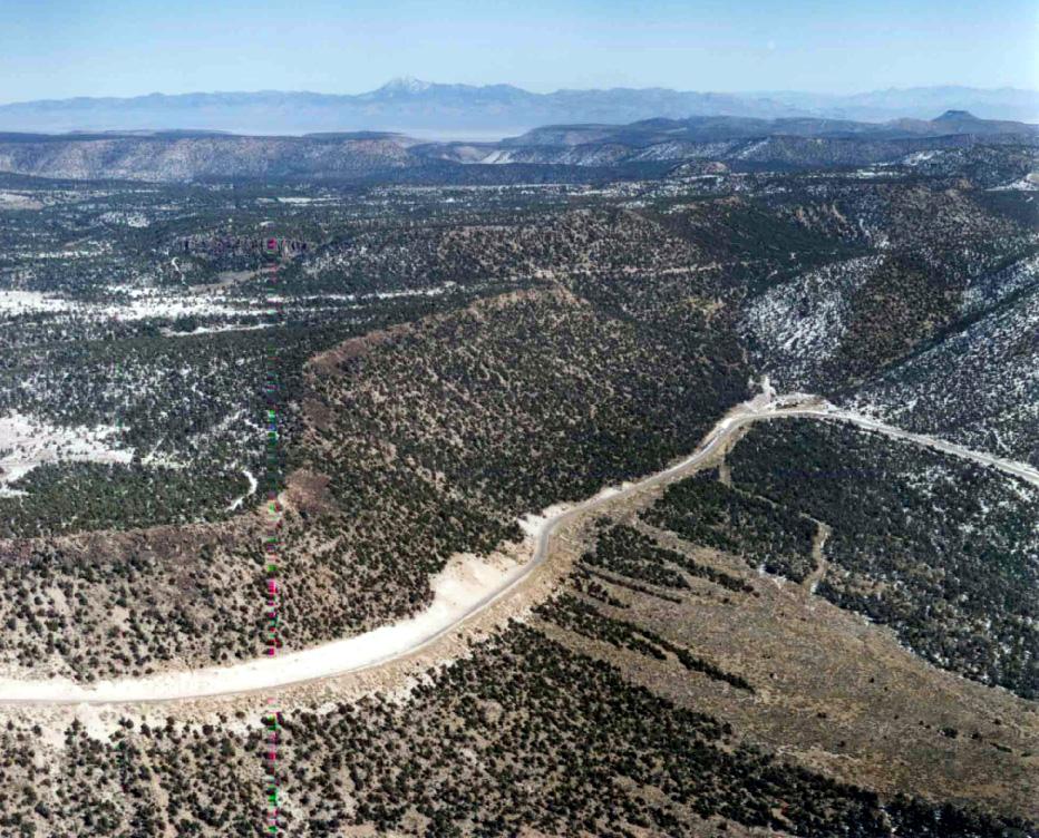 Pahute Mesa (Landform) - Wikipedia