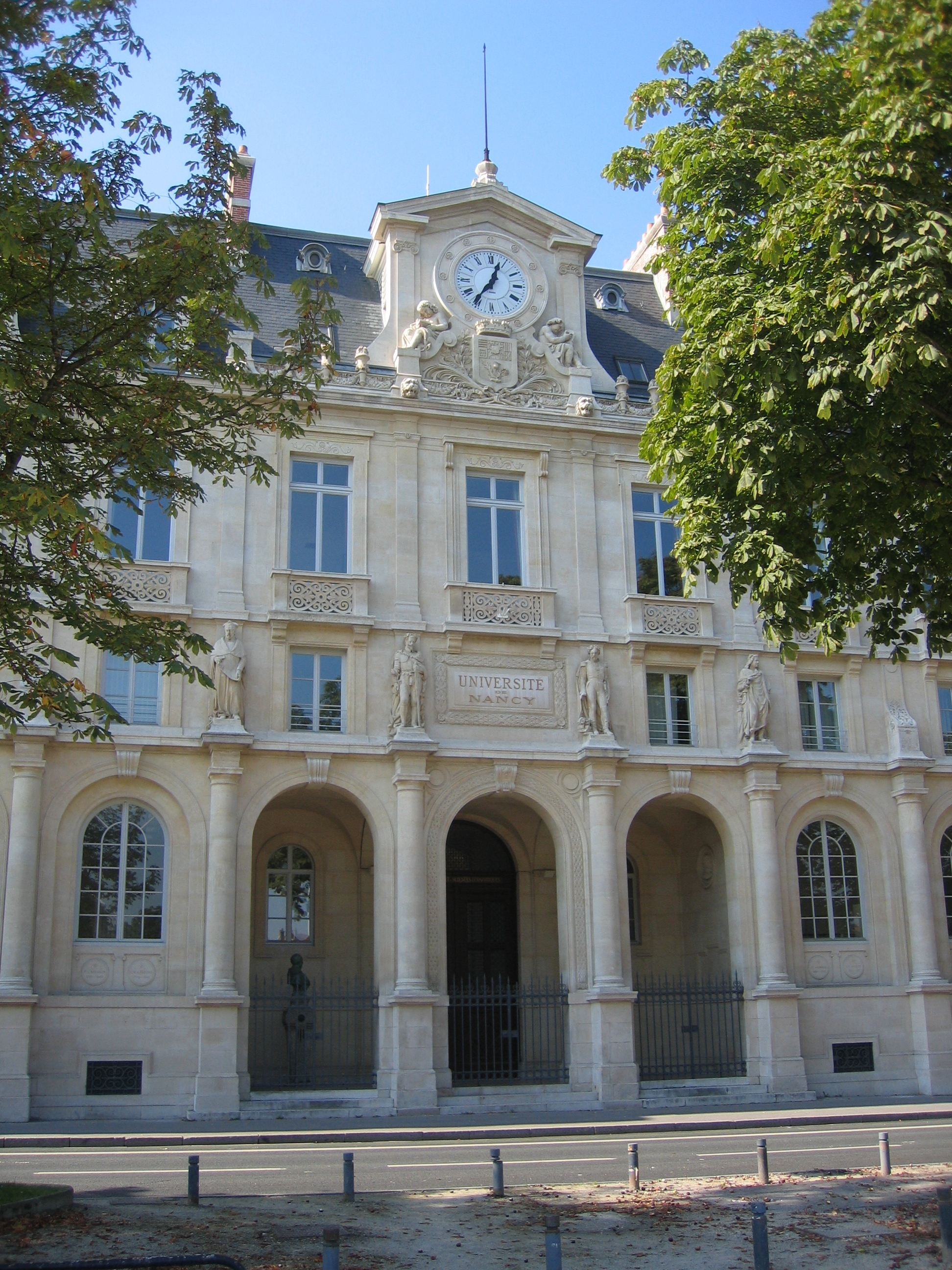 Universit de lorraine wikiwand for Ancienne maison des gardes lourmarin france