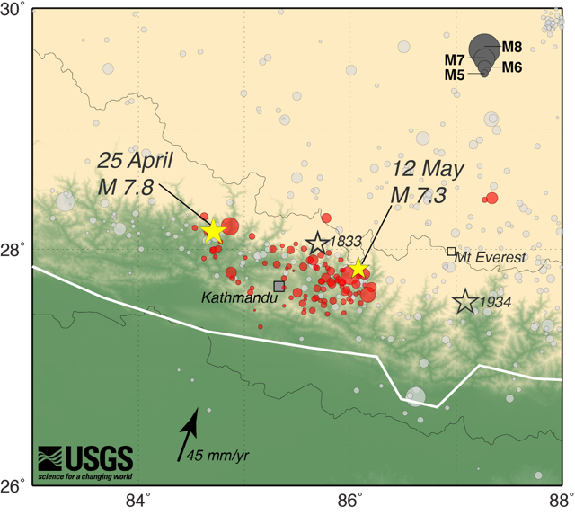 File:NepalAftershockMap.png