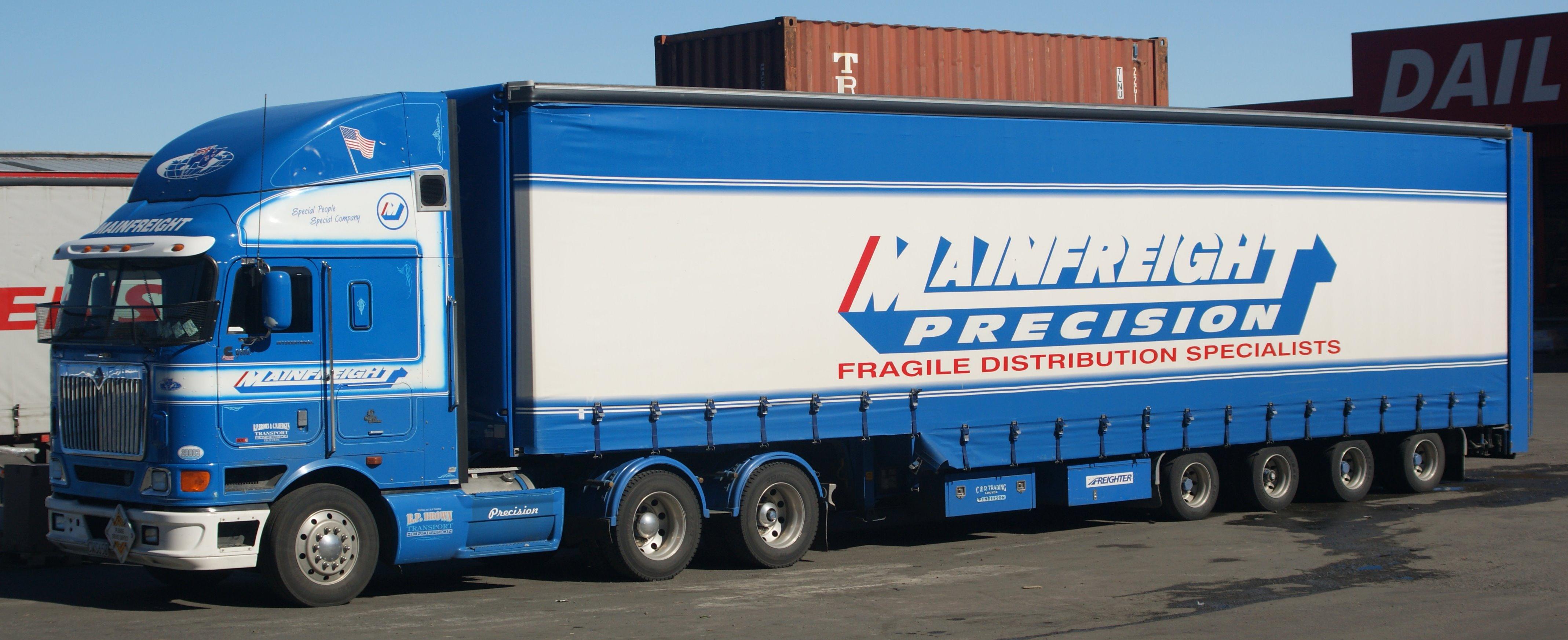 New Zealand seeks to recruit 1,000 Irish truck drivers