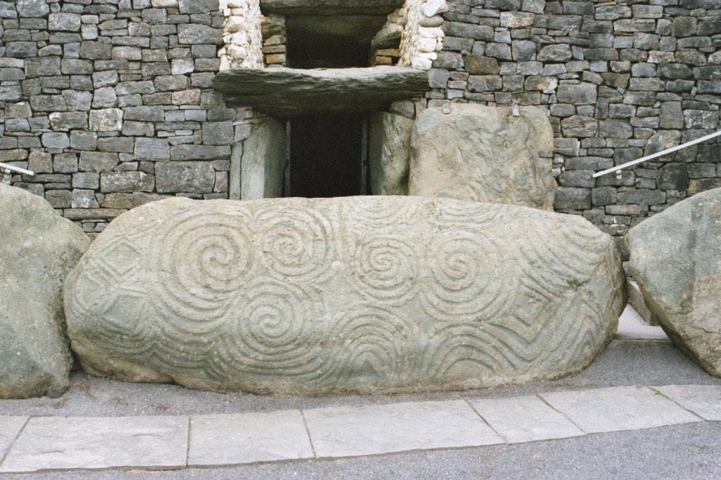 Newgrange Ireland Tomb
