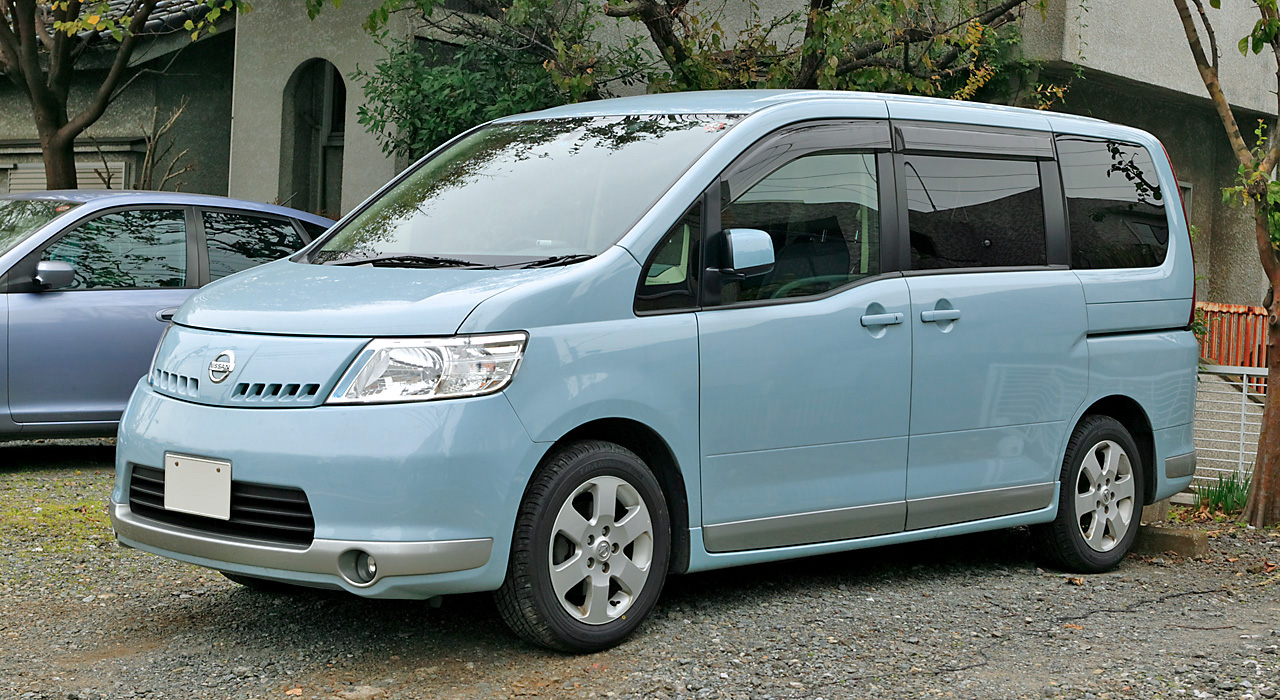 file nissan serena c25 001 jpg wikipedia. Black Bedroom Furniture Sets. Home Design Ideas