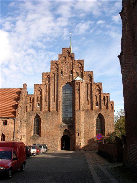 Carmelite Priory, Helsingør