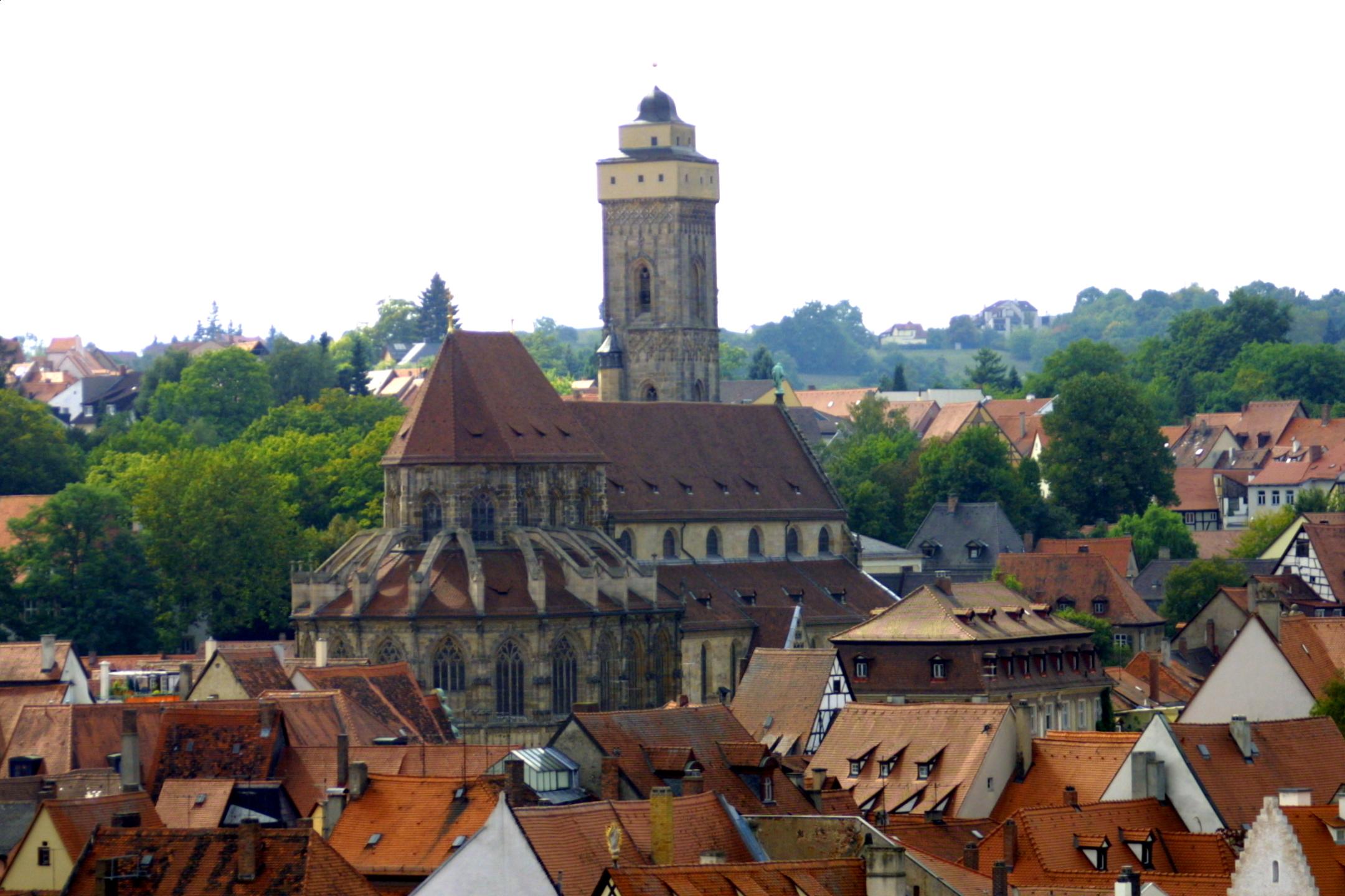 Obere Pfarre, Kaulberg von St. Martin 14-09-2003.JPG