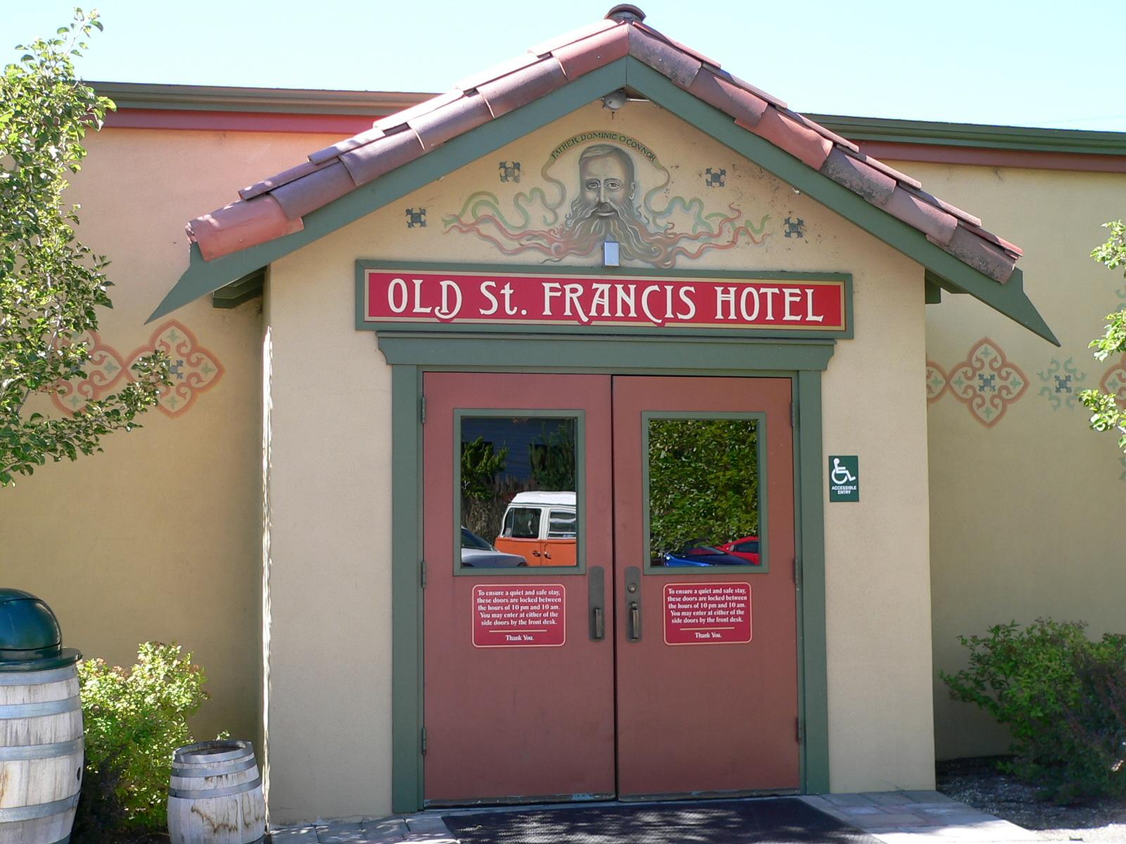 St Francis Hotel Bath