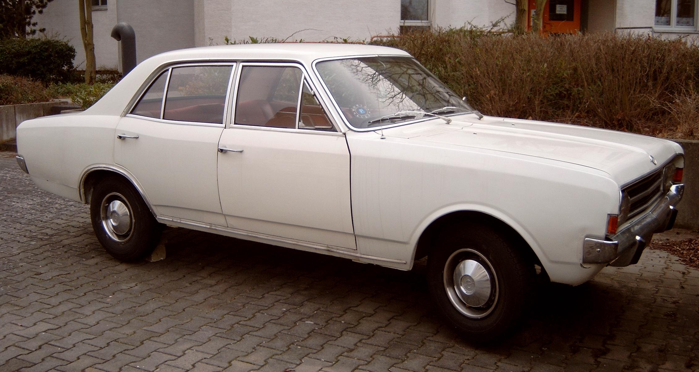 FileOpel Rekord vJPG  Wikimedia Commons