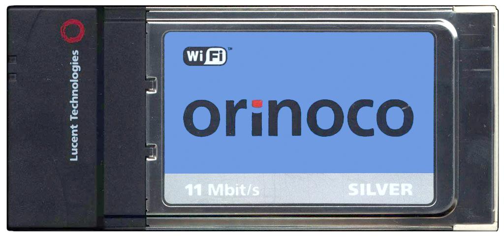 LUCENT ORINOCO PC CARD DRIVER FREE