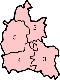 Location of Oxfordshire