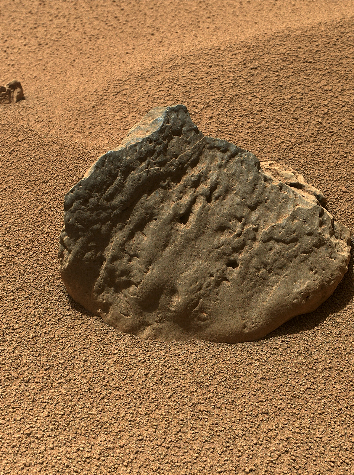 rock on mars by rover - photo #30