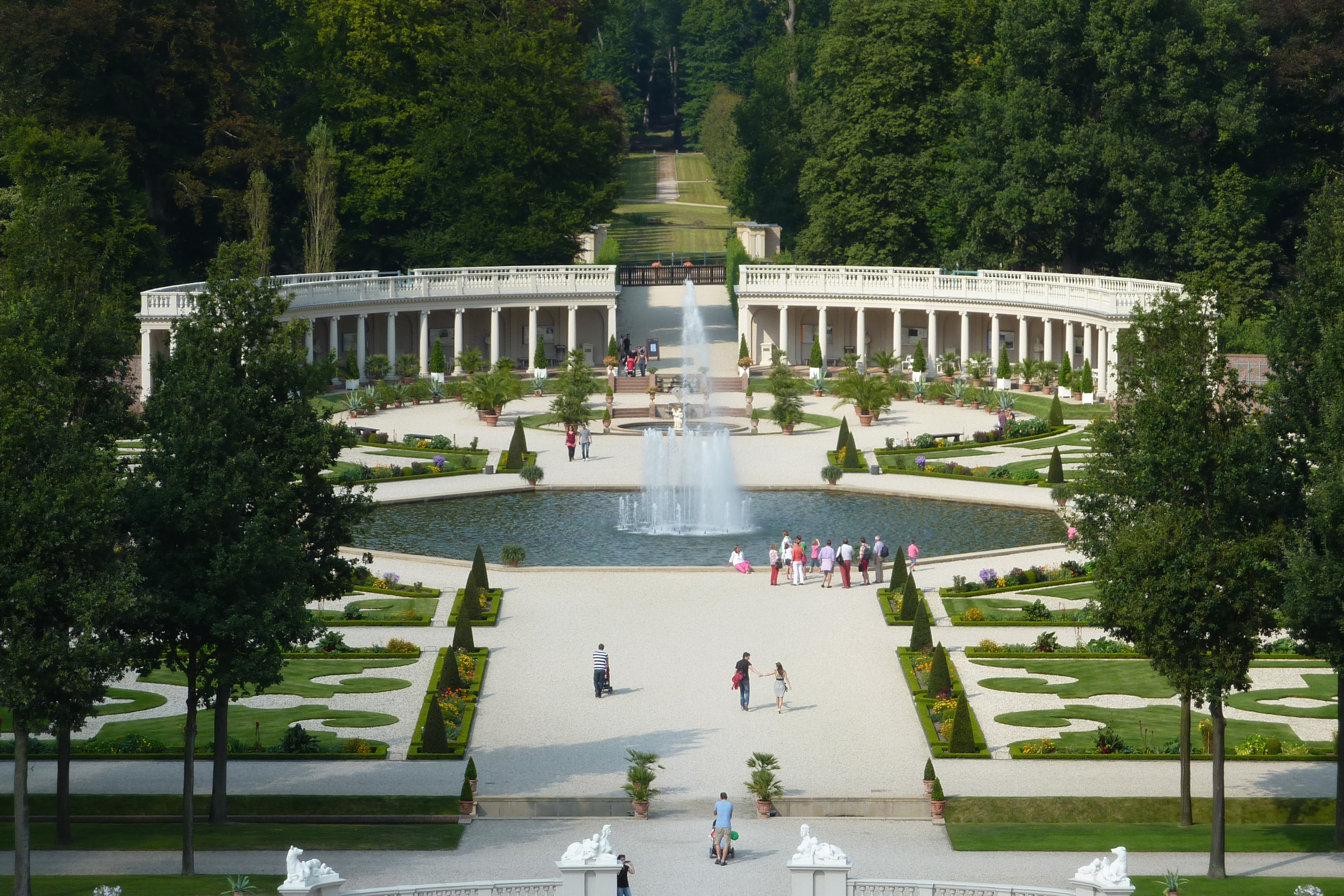 File Palace Park At Het Loo In Apeldoorn The Netherlands