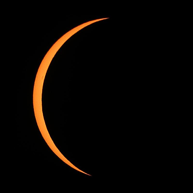 Partial Solar Eclipse over Newberry, South Carolina.jpg