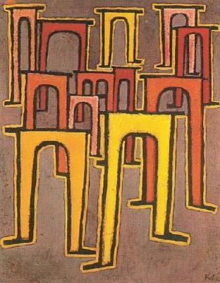 Paul Klee, Revolution des Viadukts