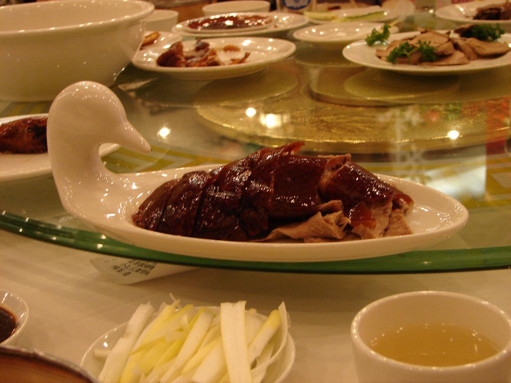 How to cook a duck in Beijing