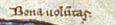 "Peraldus Vices and Virtues (cropped) - Scribal abbreviation ""bona volutas"" for ""bona voluntas"".jpg"