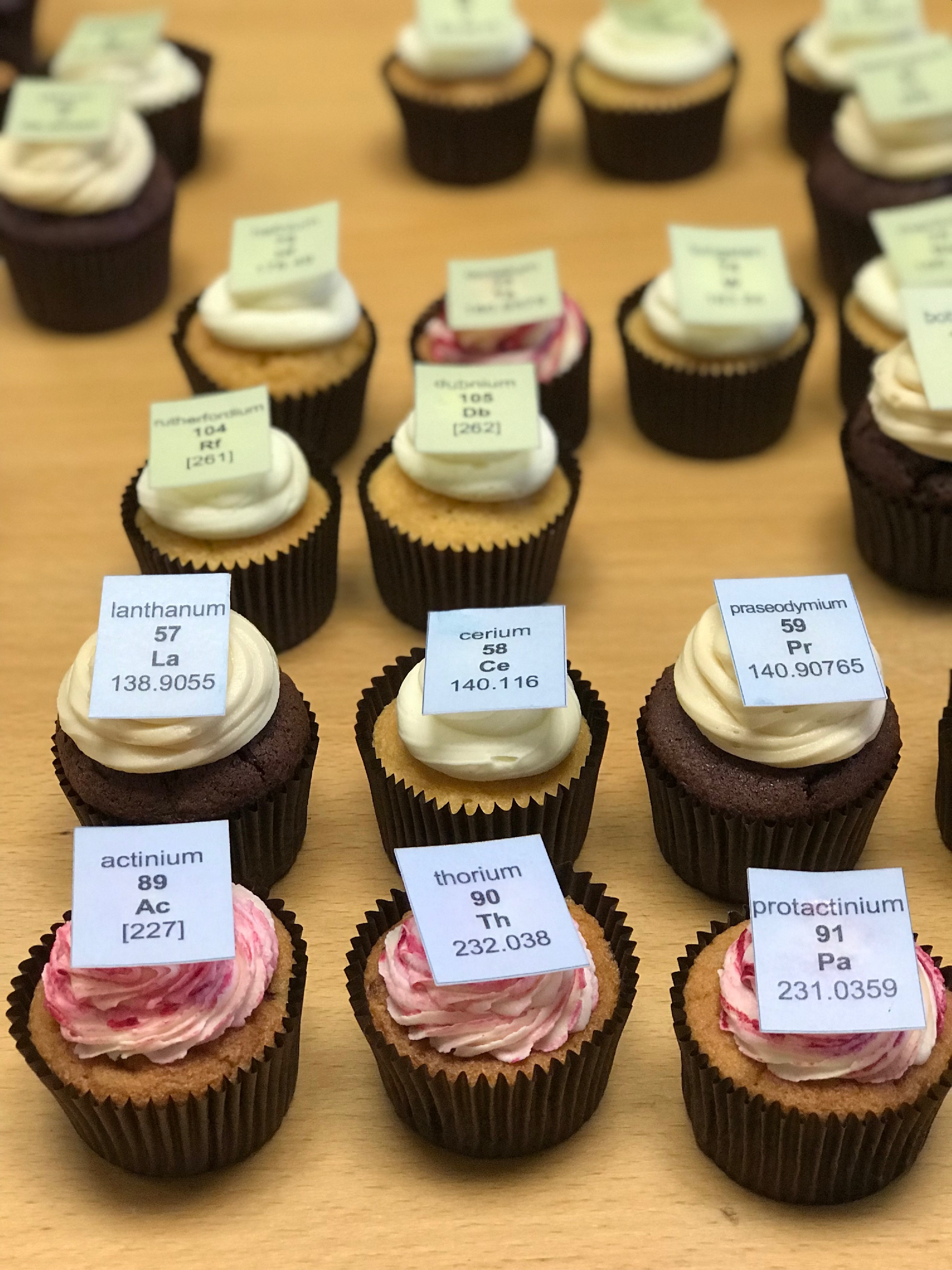 Fileperiodic table cupcakes at ada lovelace day 2017 kings fileperiodic table cupcakes at ada lovelace day 2017 kings buildings university of gamestrikefo Choice Image