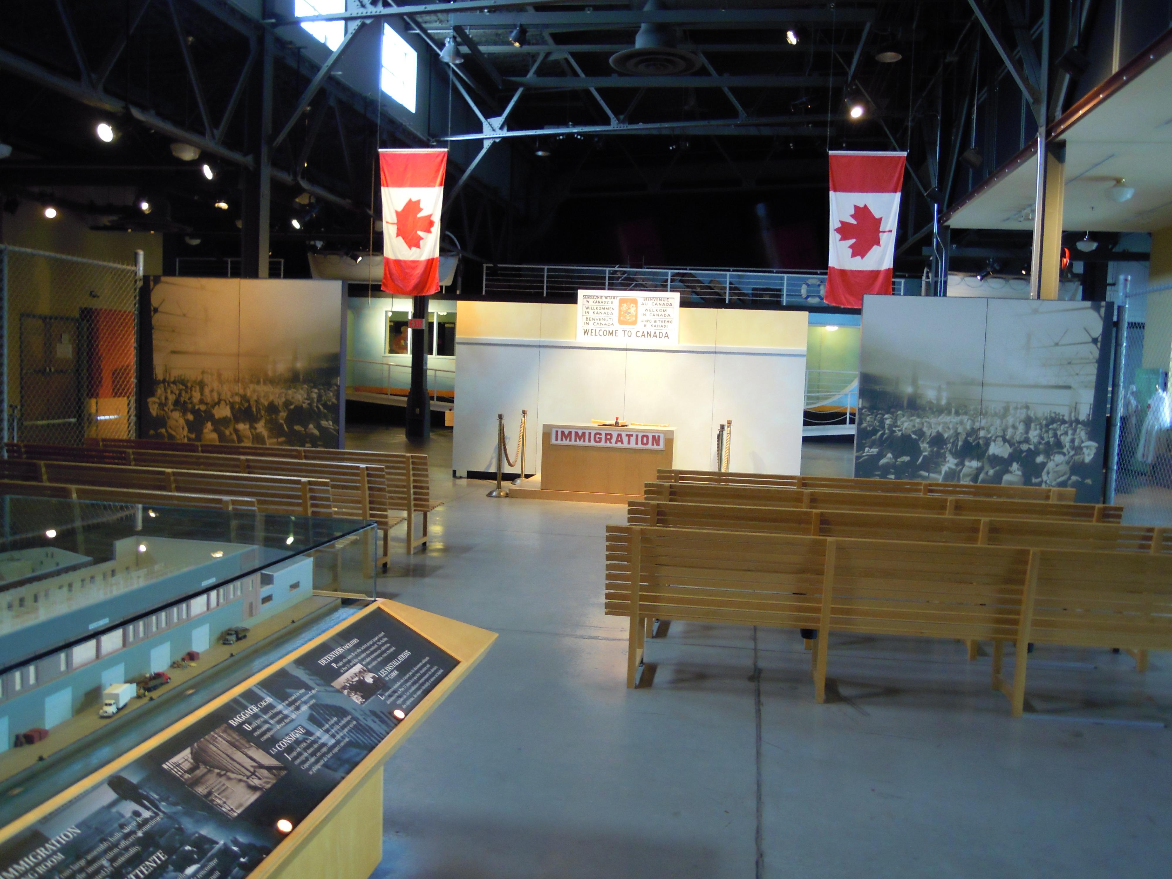 Blog Nova Scotia Pier 21 No Longer A National Historic Site