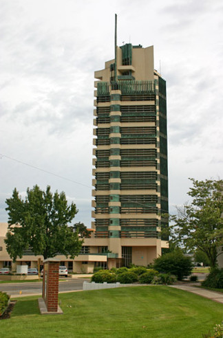 Price Tower (Frank Lloyd Wright design)
